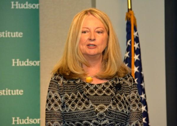 Bà Nina Shea, Giám đốc Trung tâm Tự do Tôn giáo Hudson Institute