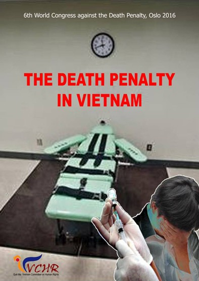 VCHR Report on death penalty 2016
