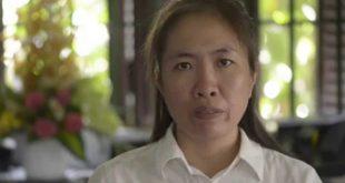 Vietnamese dissident Nguyen Ngoc Nhu Quynh. Source Writers Write
