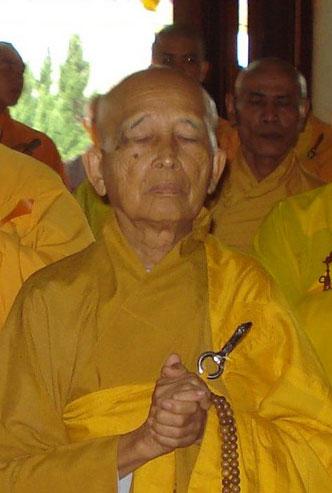 Hòa thượng Thích Như Đạt, Tân Viện trưởng Viện Hóa Đạo, GHPGVNTN – Hình PTTPGQT