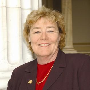 Bà Nữ Dân biểu Quốc hội Hoa Kỳ, Zoe Lofgren