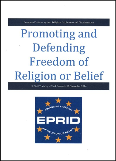 europeans and religious freedom Standards for freedom of religion or belief in the workplace in europe i question discussed (1) what are the legal protections for religious non-discrimination in the workplace, particularly in regard to manifestation of one's religion through the wearing of religious symbols and the acceptance of religious holidays, for states answerable.