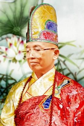 Đại lão Hoà thượng Thích Như Đạt, Viện trưởng Viện Hoá Đạo