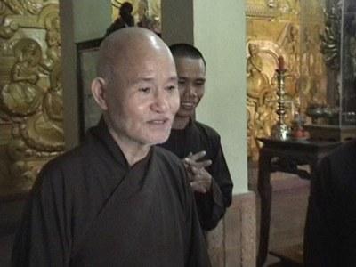 Đại lão Hoà thượng Thích Quảng Độ File photo