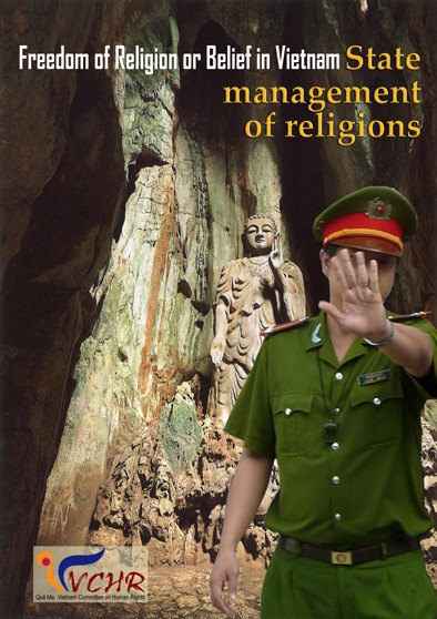 Freedom of Religion or Belief in Vietnam: State Management of Religions 2016