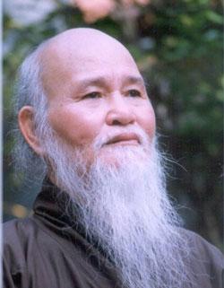 Đại Lão Hoà Thượng Tăng Thống GHPGVNTN - ảnh danluan.org