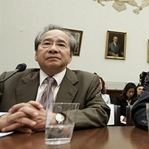 President of Vietnam Committee on Human Rights, Vo Van Ai (Photo AFP)
