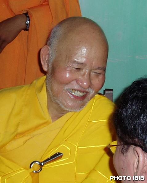 Thich Quang Do - Photo IBIB