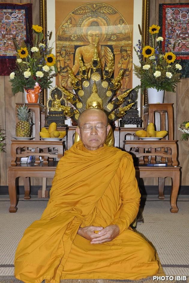 Reverend Thich Huyen Viet