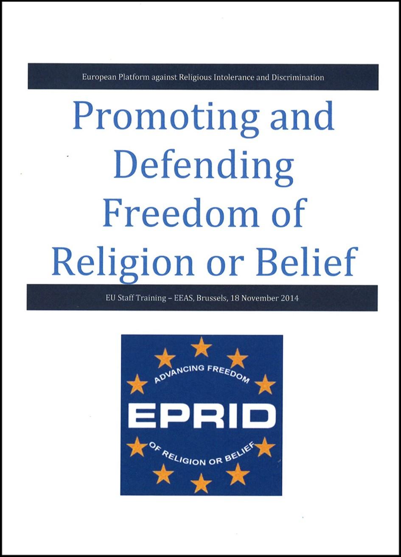 Tài liệu của Bộ Ngoại giao Liên Âu về khoá Huấn luyện Nhân quyền