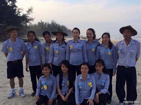 Liên Trại Lộc Uyển và A Dục, Huyện Phú Vang, Hình lưu niệm trại sinh