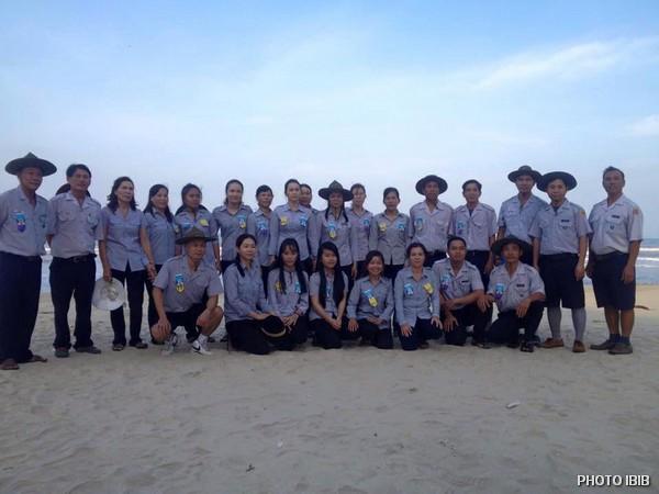 Liên Trại Lộc Uyển và A Dục, Huyện Phú Vang, Hình lưu niệm