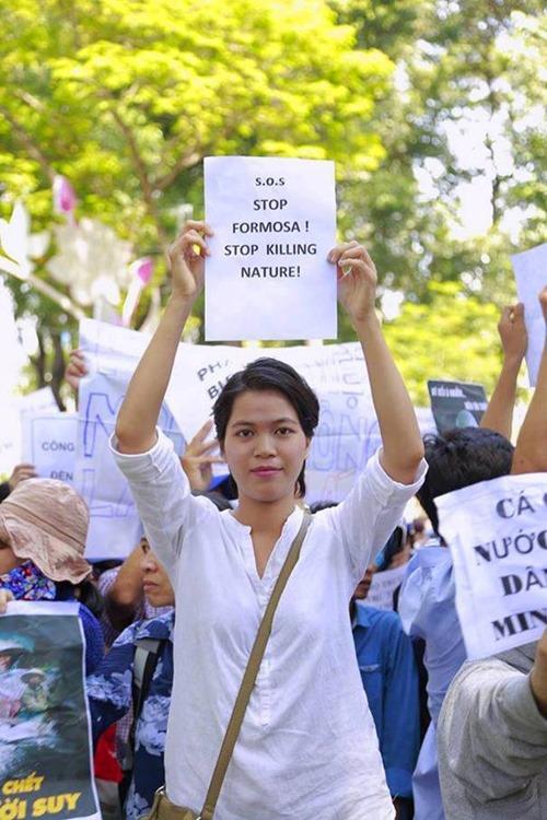 Một công dân Sài Gòn xinh đẹp