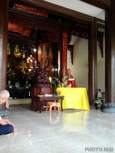 Hoà thượng Thích Toàn Lạc, thuyết giảng về Ý nghĩa Vu Lan