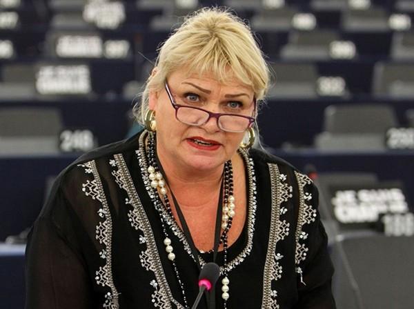 Nữ Dân biểu Quốc hội Châu Âu Soraya Post