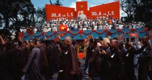 Chính quyền VN đã thành lập Giáo hội Phật giáo Việt Nam nhằm thay thế Giáo hội Phật giáo VN Thống nhất tồn tại từ trước 1975 ở miền Nam, theo tác giả.