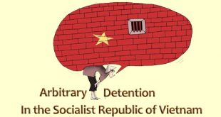 "Arbitrary Detention In the Socialist Republic of Vietnam, Testimony by Vo Van Ai, Tom Lantos Human Rights Commission Hearing on ""Vietnam: Continuing Abuses of Human Rights and Religious Freedom"", Washington D.C., 15 May 2012"