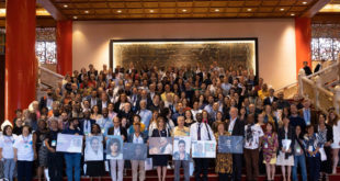 Các đại biểu dự hội nghị tại Đài Bắc tháng 10/2019 (Courtesy of queme.org)