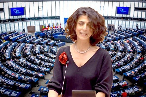 Hình minh hoạ. Dân biểu Maria Arena thuộc Liên minh Xã hội & Dân chủ, Chủ tịch Phân ban Nhân quyền Quốc hội Châu Âu - Photo: RFA